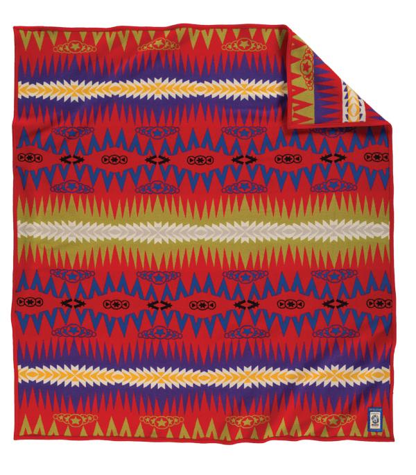 Racine Tribute blanket #4