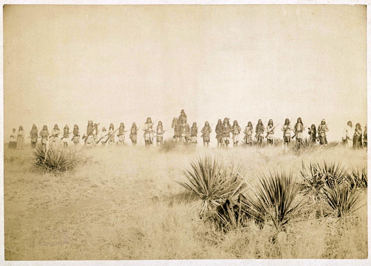 Geronimo Wikicommons