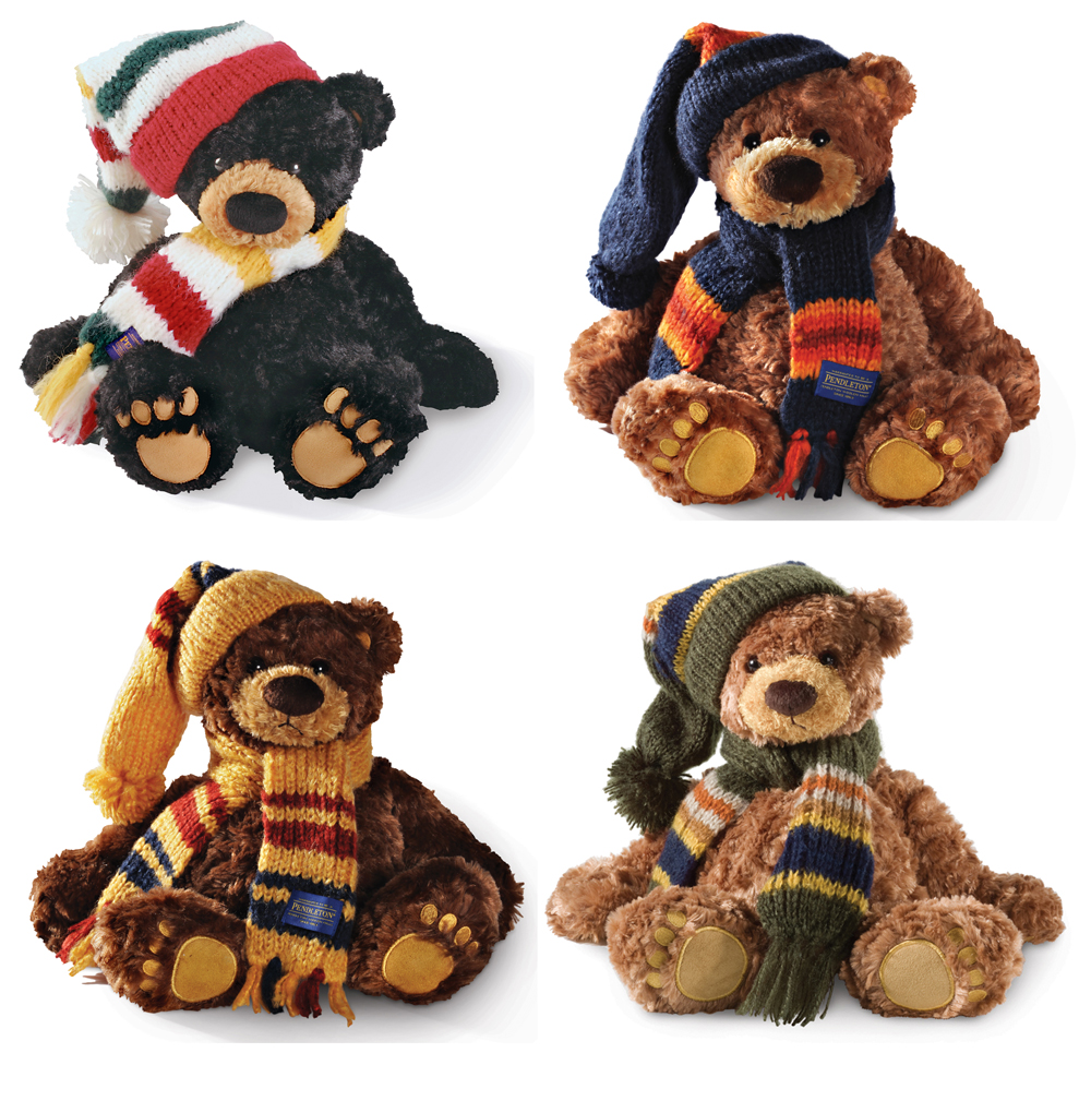 All_Pendleton_Bears