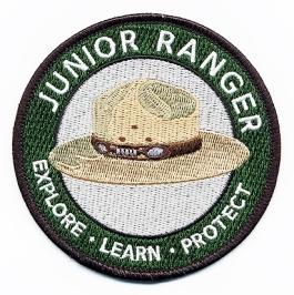 JuniorRangerpatch
