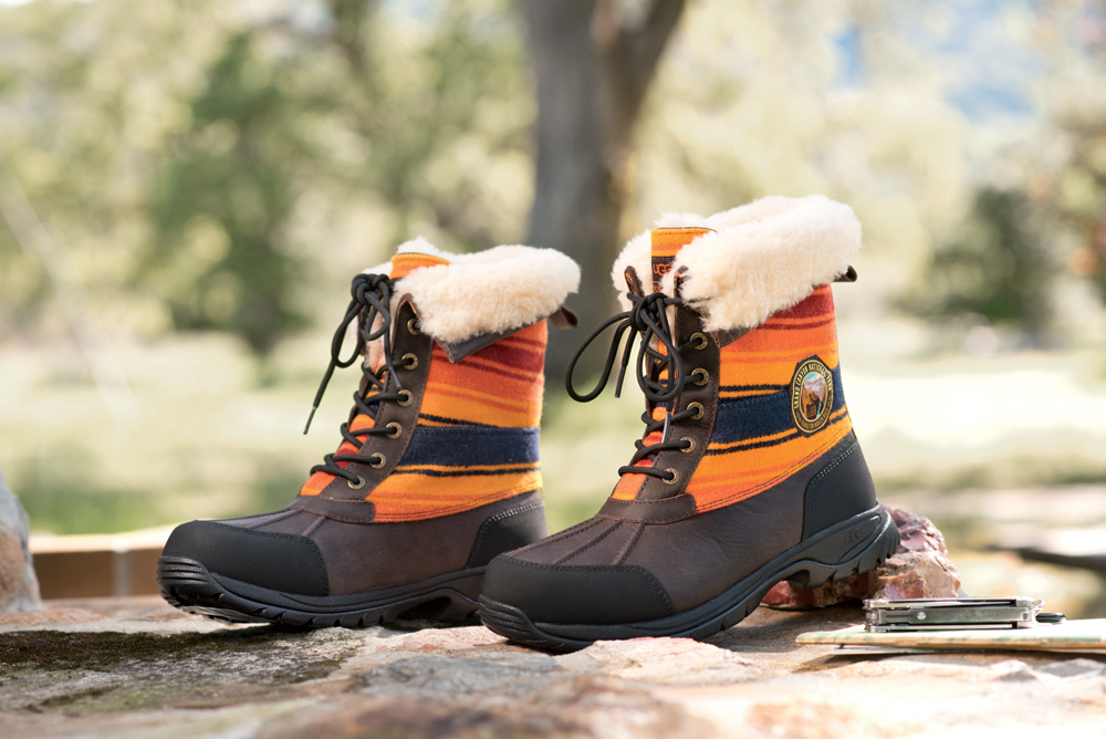UGG Pendleton boots