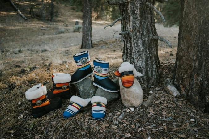 ugg-in-the-forest