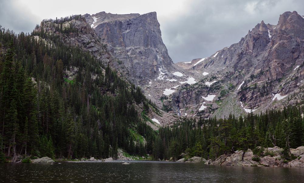 Kate Rolston photo of lake and mountains - gorgeous!
