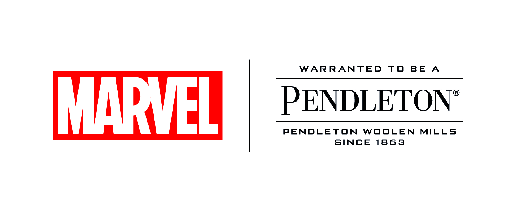 lockup_logos for Marvel and Pendleton