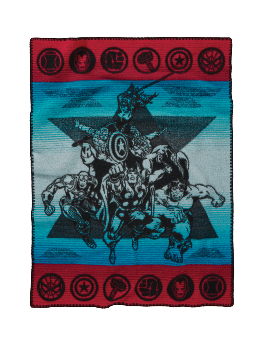muchacho_avengers_pendleton_blanket