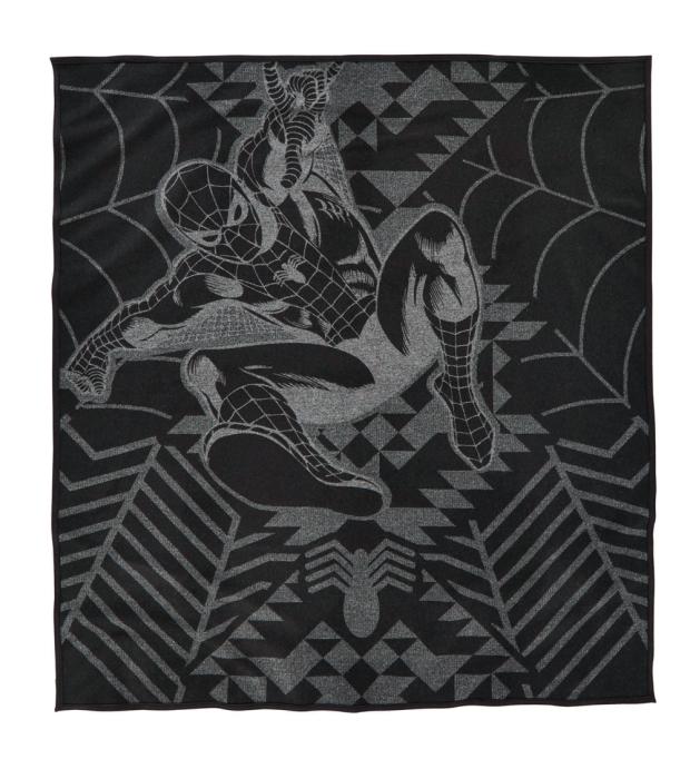 spiderman_pendleton_blanket_frnt