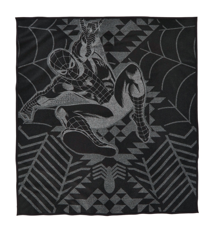 spiderman_pendleton_blanket_frnt