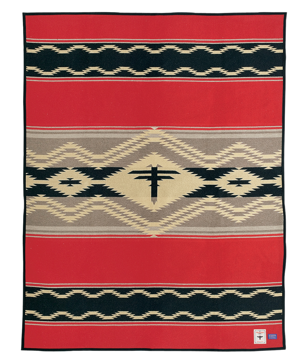 The Water Blanket by Pendleton for The College Fund