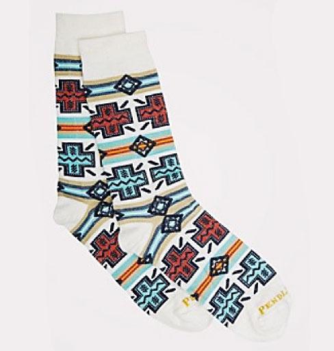pendleton-socks-pueblo-cross