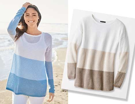 colorblock-knit-sweater