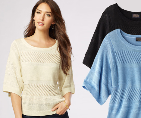 cropped-open-knit-sweater