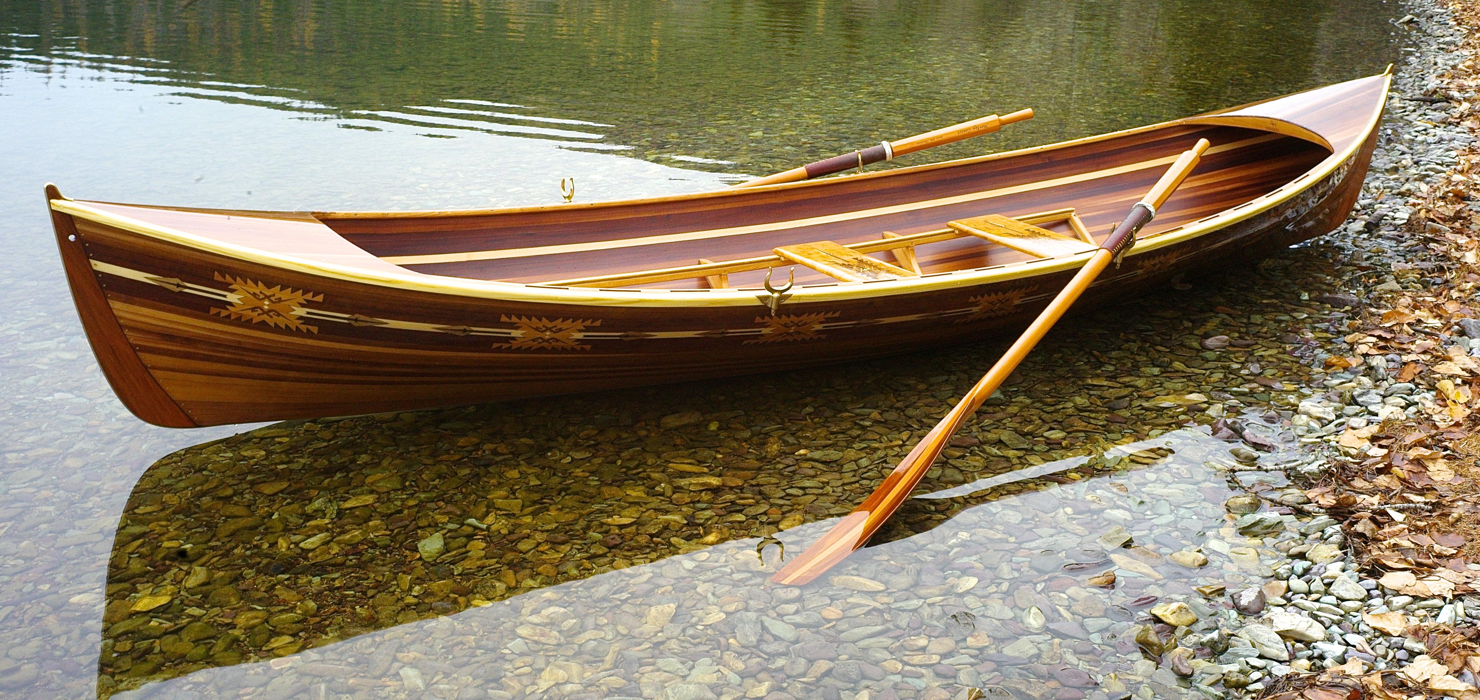 Terry's canoe