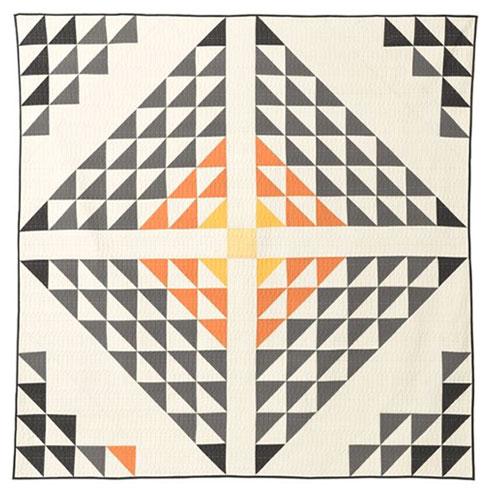 arrowhead-pieced-quilt