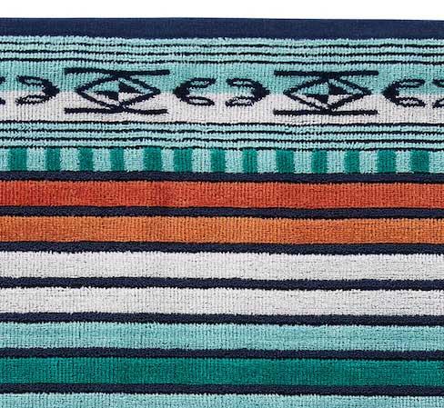 southwestern-stripe-towels