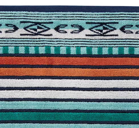 southwestern-stripe-towels