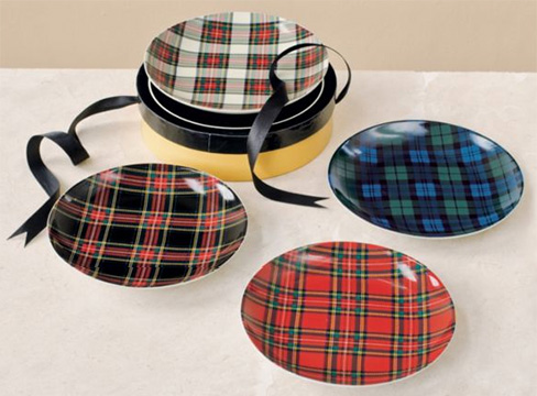 tartan-plates