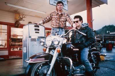Bad boys on Twin Peaks.