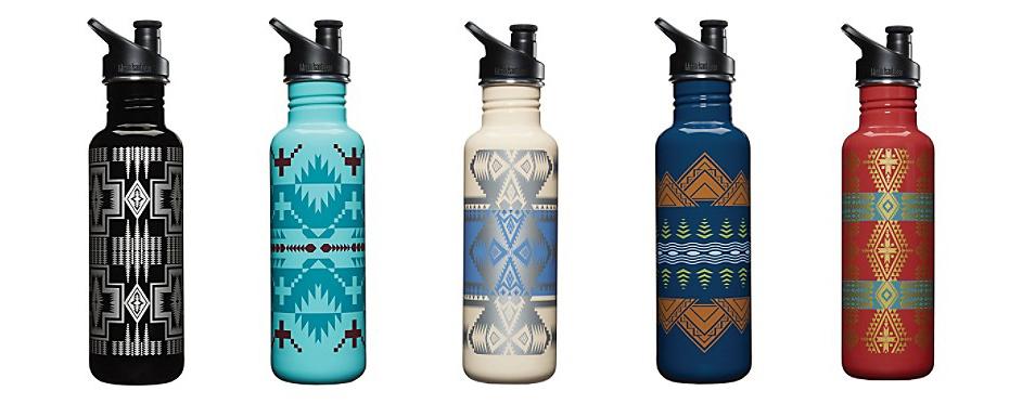 Water Bottles by Pendleton
