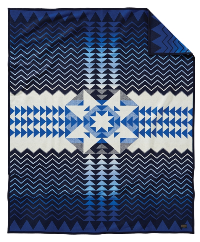 Stella-Maris blanket by Pendleton