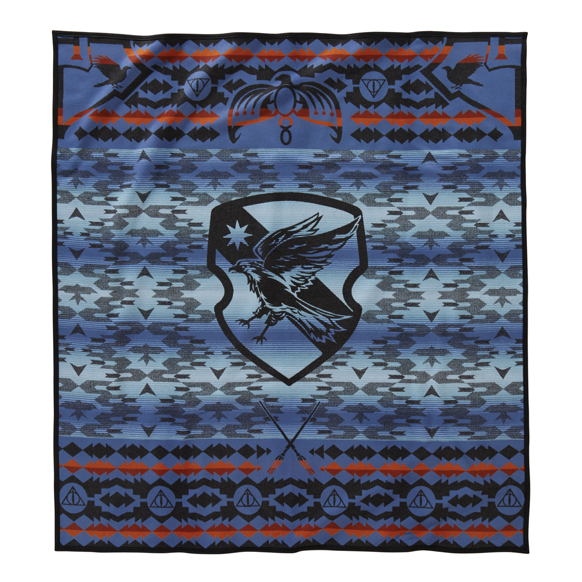 The Ravenclaw blanket by Pendleton