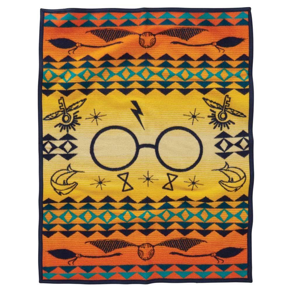 Harry's Journey, a child-sized blanket by Pendleton