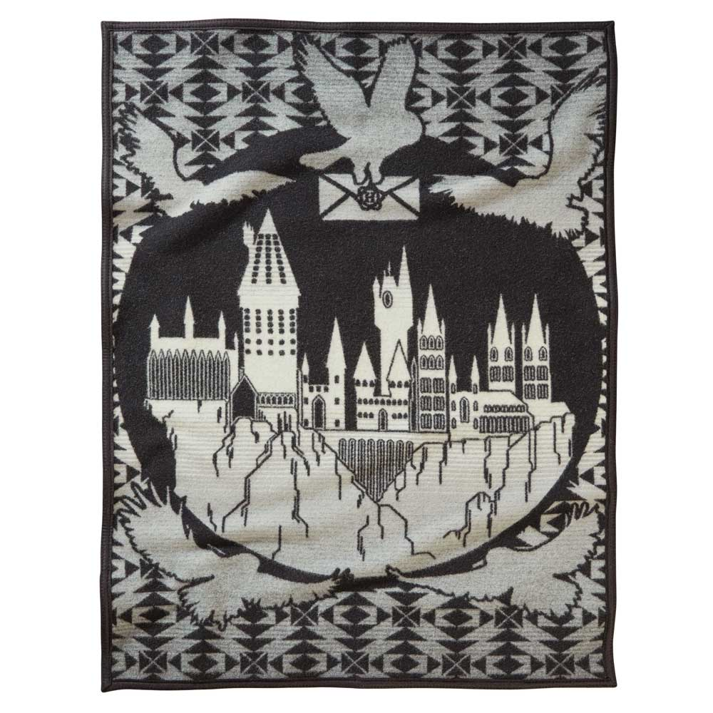 Hogwart's is my Home, a child-sized blanket by Pendleton