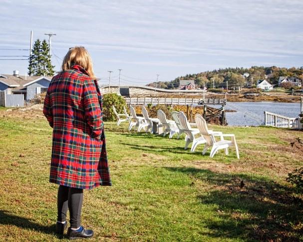 shoreline-Maine