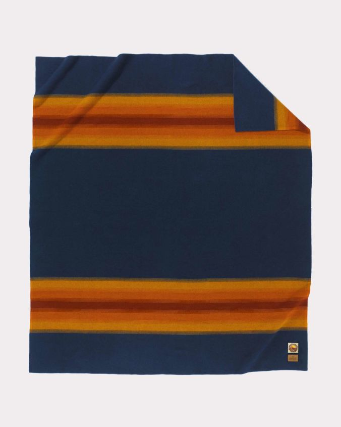 THe Pendleton Grand Canyon National Park blanket.