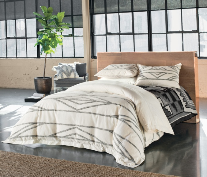 The Pendleton Rio Canyon cotton duvet cover set