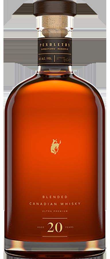 Pendleton Whiskey.