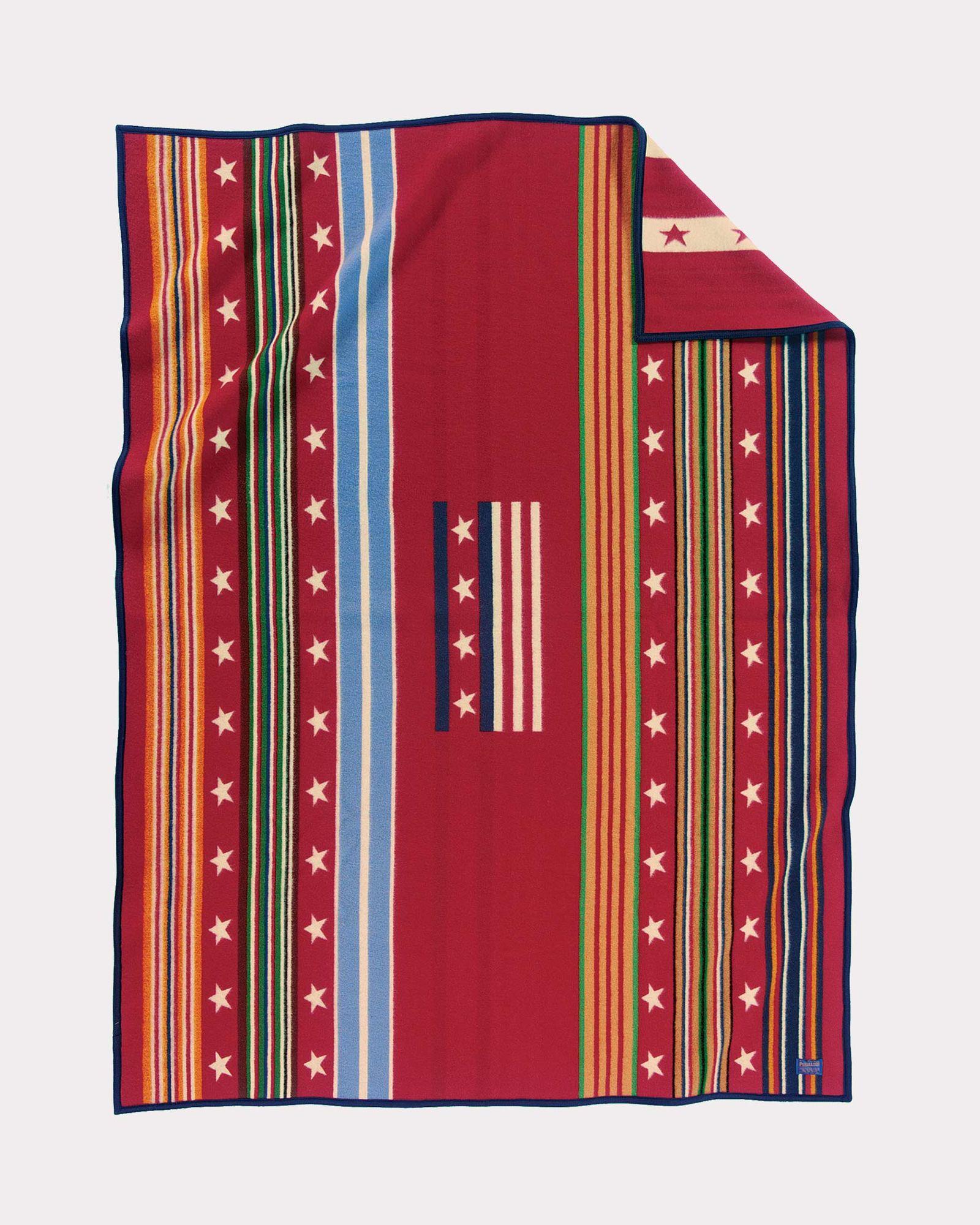 Pendleton Patriotic Blankets for 2018 | Pendleton Woolen Mills