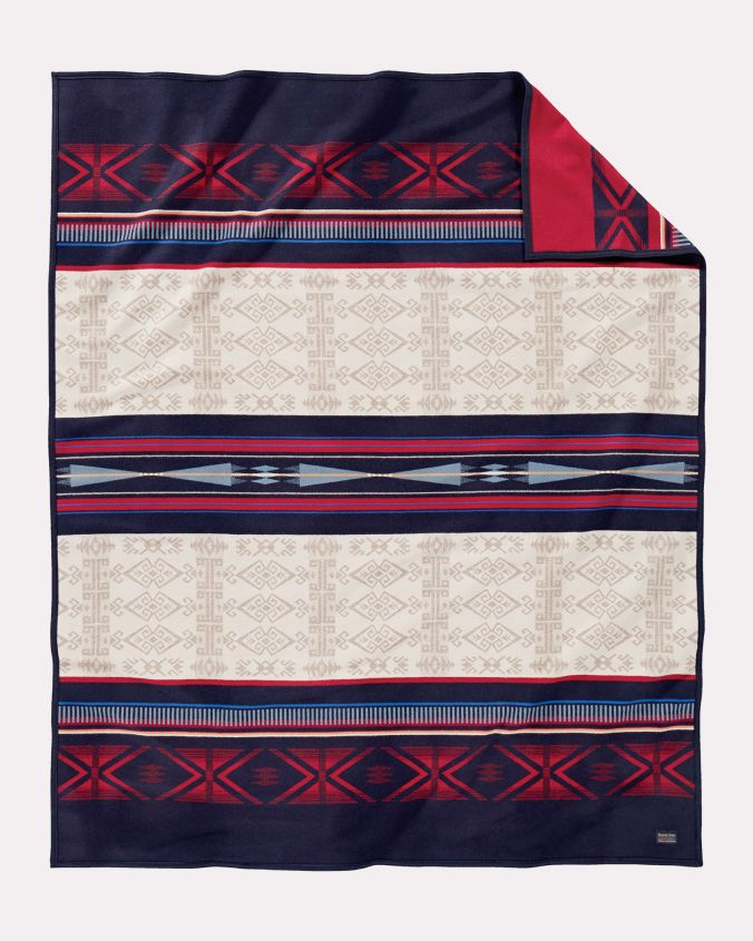 The Pendleton Bighorn blanket.