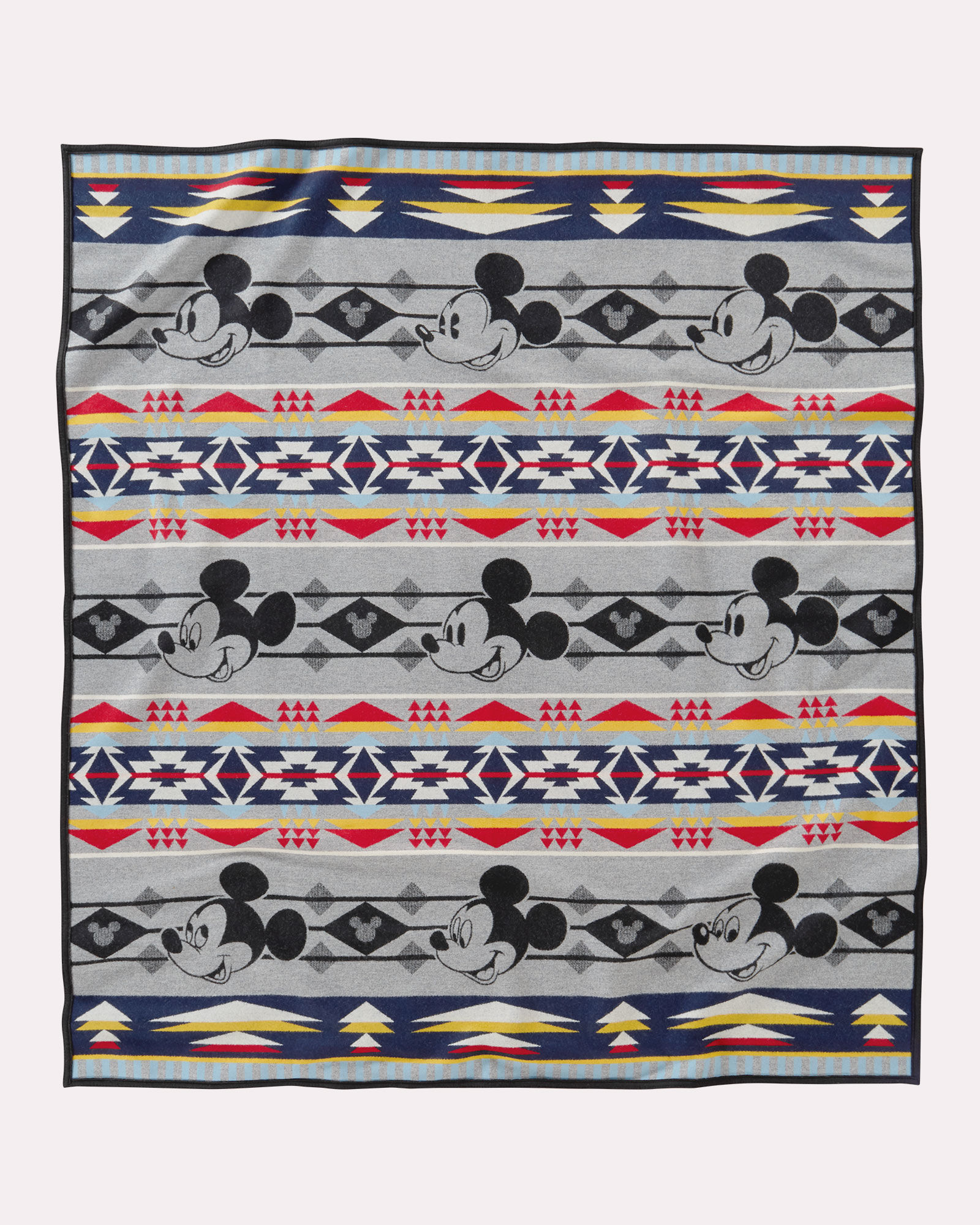 The Mickey Through the Years blanket, by Pendleton
