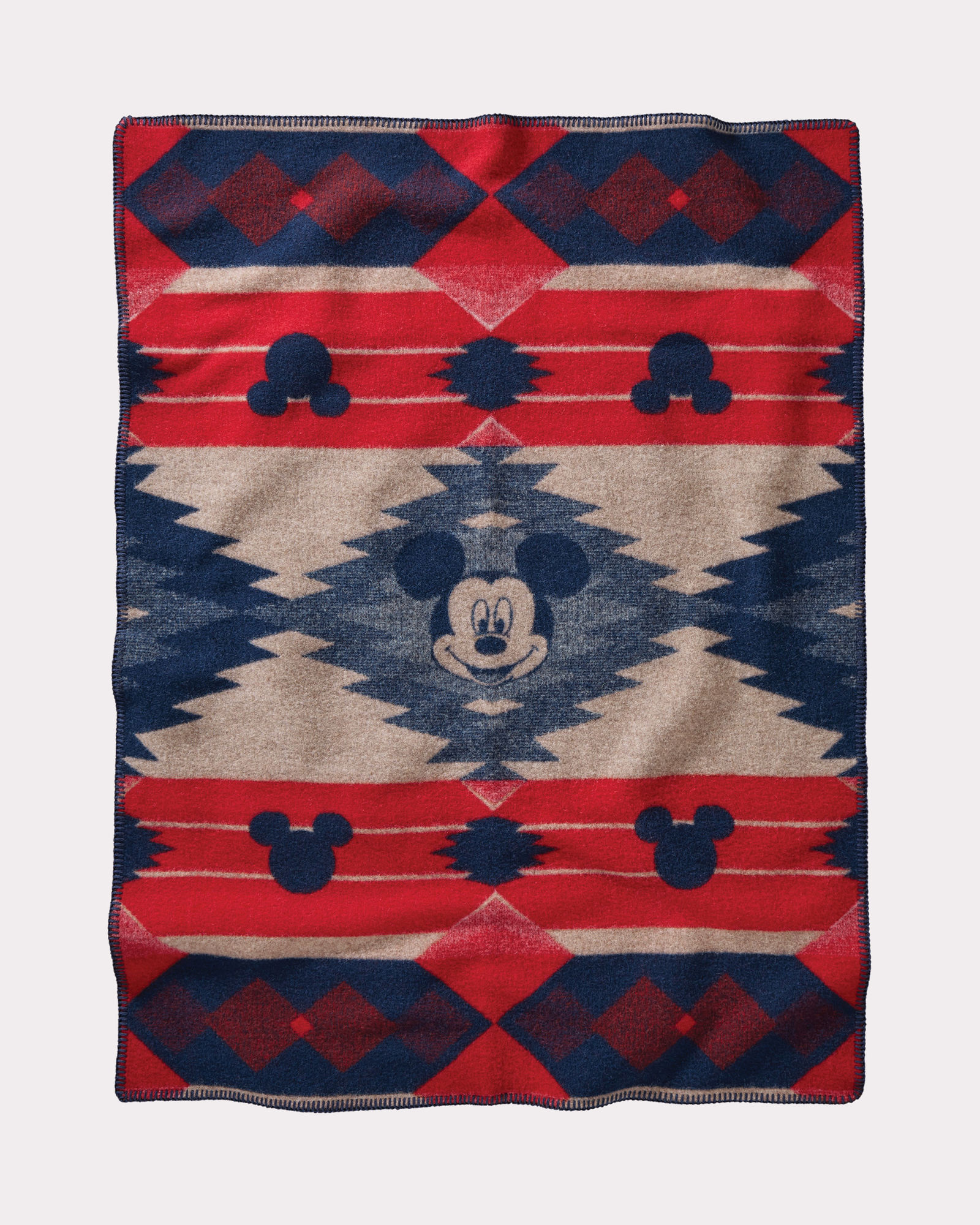 Mickey's Frontier blanket (crib size) by Pendleton