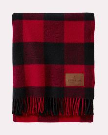 Motor Robe-Buffalo Plaid