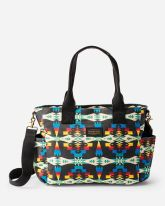 Canopy Canvas tote by Pendleton