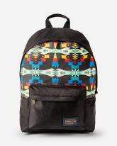 Pendleton Canopy Canvas backpack in Tucson pattern.
