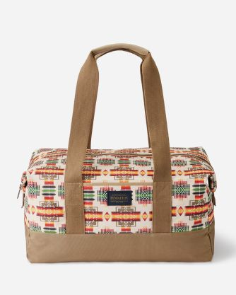Canopy Canvas overnight bag by Pendleton in Harding Tan.