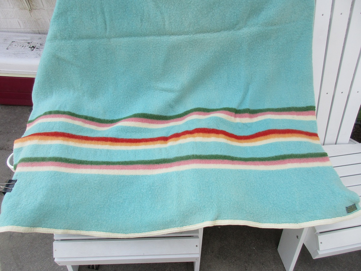 The 1926 debut version of the Pendleton Zion National Park blanket.