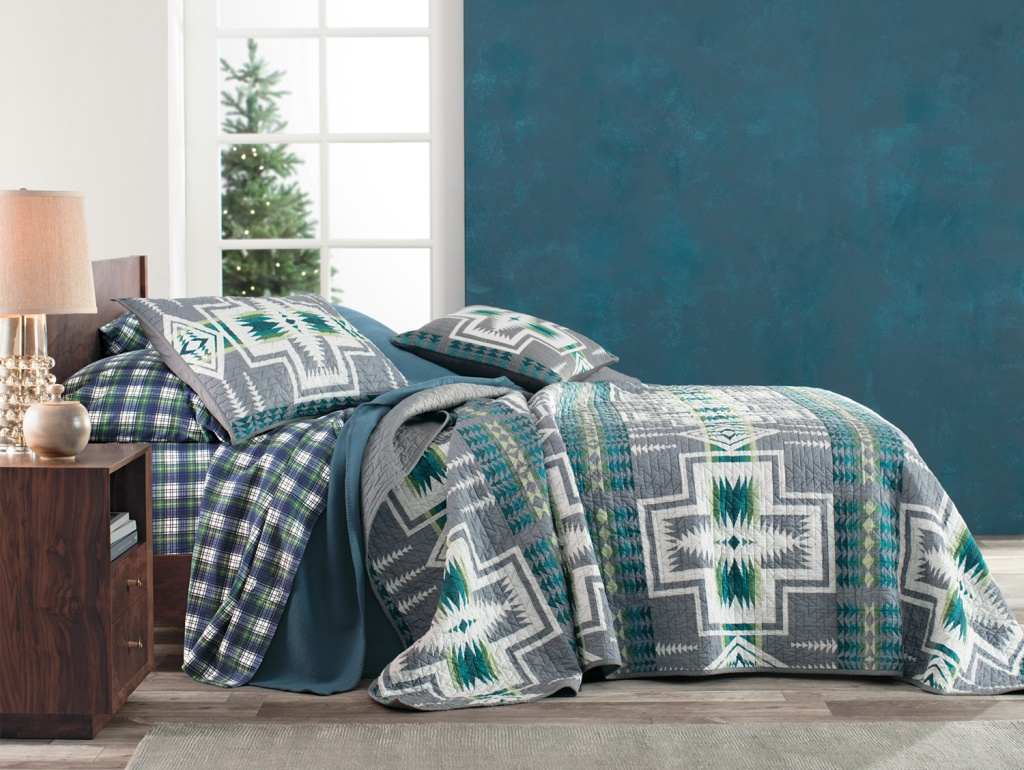 Harding coverlet set