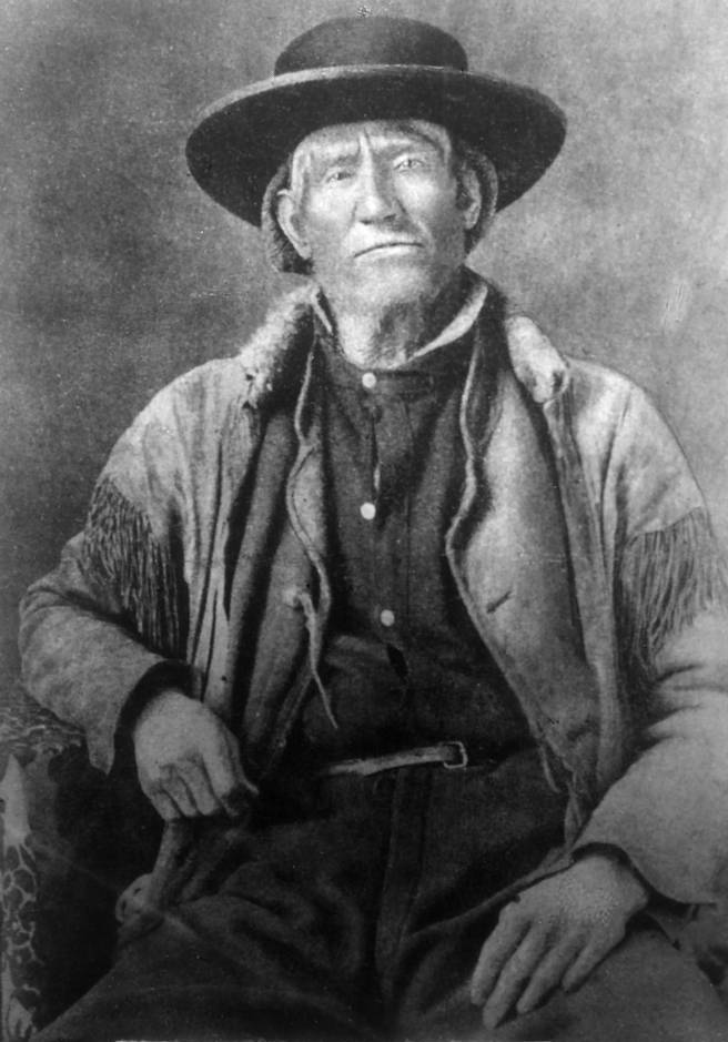 Jim Bridger, Wikimedia Commons image