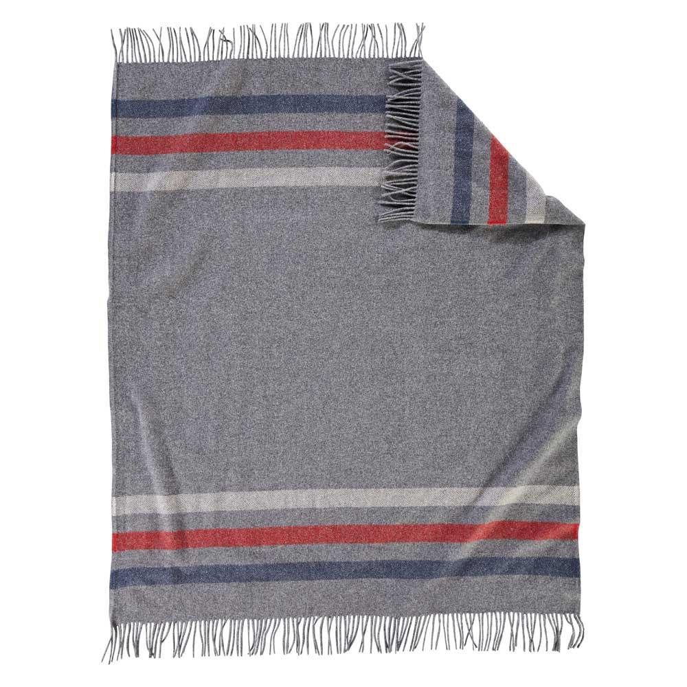 Pendleton Eco-Wise Wool throw in Grey