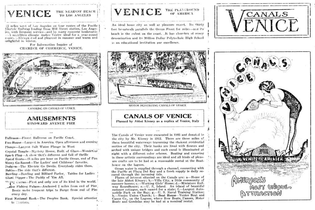 1910 real estate flyer photo-Public domain By Venice Chamber of Commerce  http://dbase1.lapl.org/webpics/calindex/documents/12/521439.pdf, Public Domain, https://commons.wikimedia.org/w/index.php?curid=32203441)