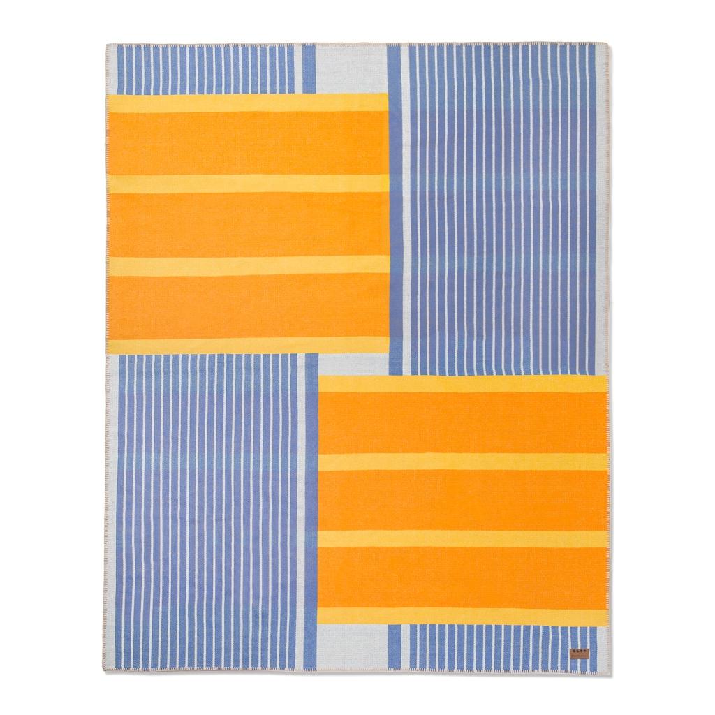 GLCO x Pendleton blanket flat shot, copyright 2021 GLCO